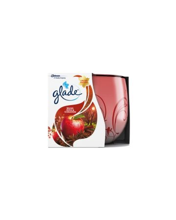 Glade Candle Spiced Apple & Cinnamon 120g (PM £2.49)