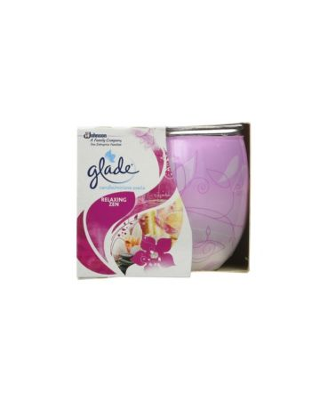Glade Candle Relaxing Zen 120g