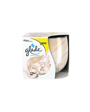 Glade Candle Sheer Vanilla Blossom 120g