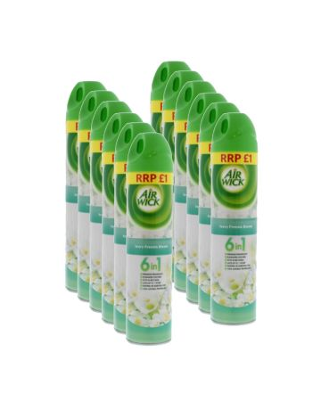Air Wick Air Freshener Ivory Freesia Bloom 240ml (pm £1.00)