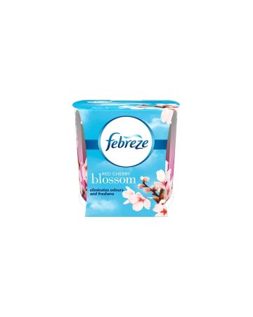 Febreze Candle Red Cherry Blossom 100g