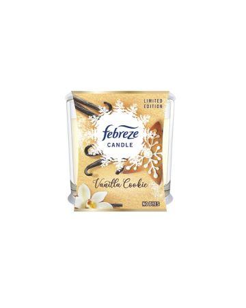 Febreze Candle Vanilla Cookie 100g