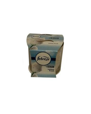 Febreze Candle Cotton Fresh 100g