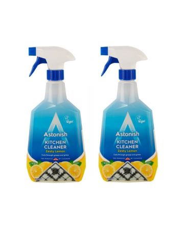 Astonish Kitchen Cleaner Trigger Spray 750 Ml