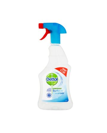 Dettol Surface Cleanser Spray 500ml (PM £1.69)