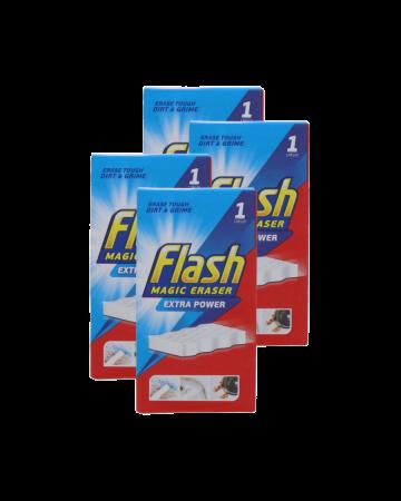 Flash Magic Eraser Extra Power Sponge (single)