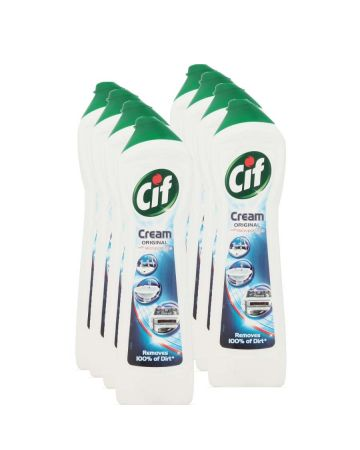Cif Cream Regular White 500ml