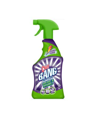 Cillit Bang Spray Power Cleaner Grease & Sparkle 750ml