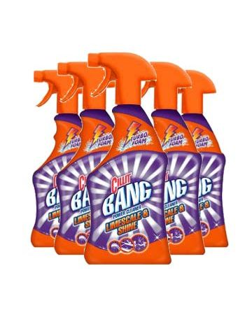 Cillit Bang Spray Power Cleaner Limescale & Shine 500ml (pm £2.00)