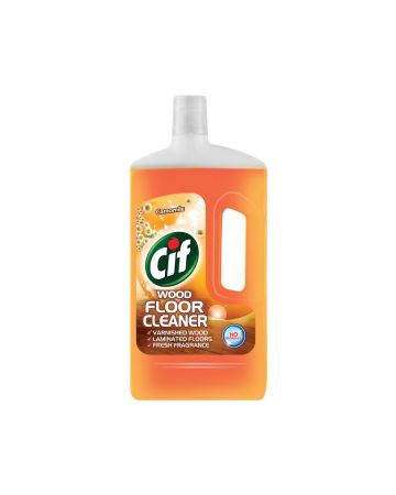 Cif Wood Floor Cleaner Camomile 1Ltr