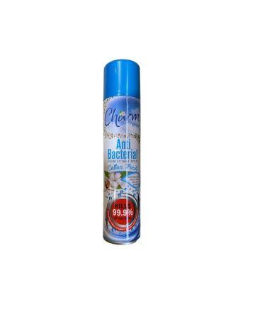 Charm Antibacterial Spray Cotton Fresh 300ml