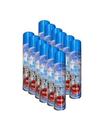Charm Antibacterial Spray Cotton Fresh 300ml