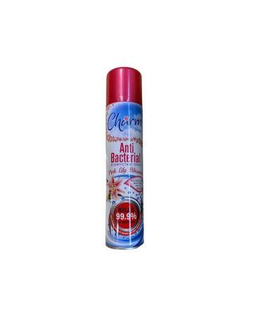 Charm Antibacterial Spray Pink Lily Blossom 300ml