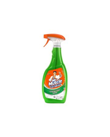 Mr Muscle Advanced Power Window & Glass Cleaner 750ml