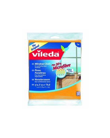 Vileda Window Cloth x 1