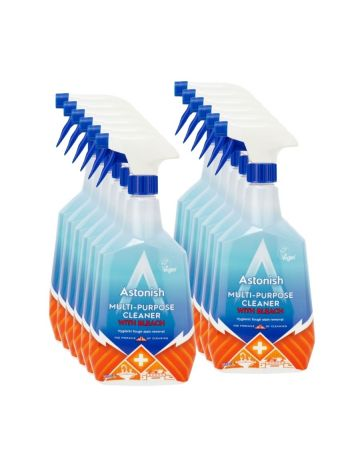 Astonish Multi-purpose Spray With Bleach 750ml