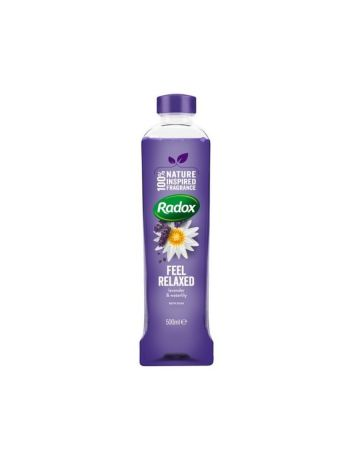 Radox Relax Bath Soak 500ml