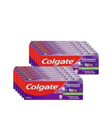 Colgate Toothpaste Kids 3+ Years Maximum Cavity Protection 50ml