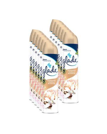 Glade Air Freshener Romantic Vanilla Blossom 300ml