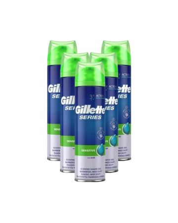 Gillette Series Sensitive Shave Gel 200ml