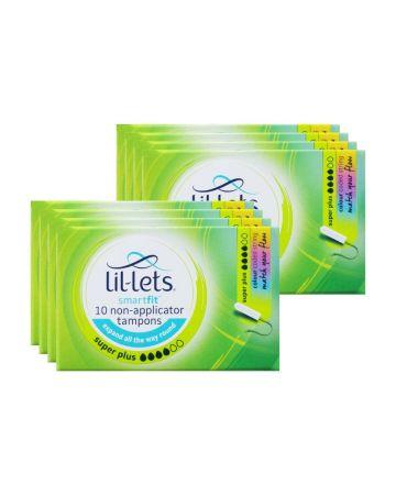 Lil-lets Tampons Super Plus 10s