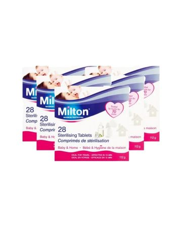 Milton Sterilising Tablets 28's