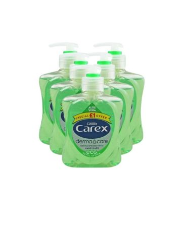 Carex Hand Wash Aloe Vera 250ml (pm £1.00)