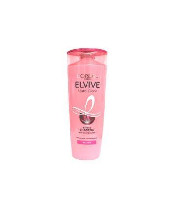 L'Oreal Elvive Shampoo Nutri Gloss 400ml