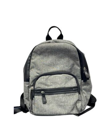 Grey Baby Changing Backpack