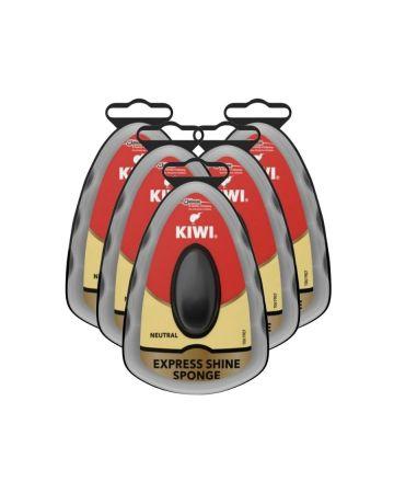Kiwi Express Shine Sponge Neutral 7ml