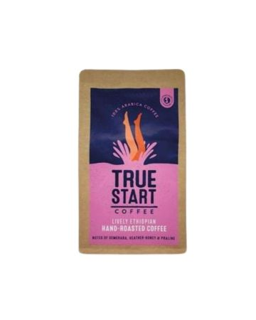 Truestart Coffee Lively Ethiopian Ground Coffee