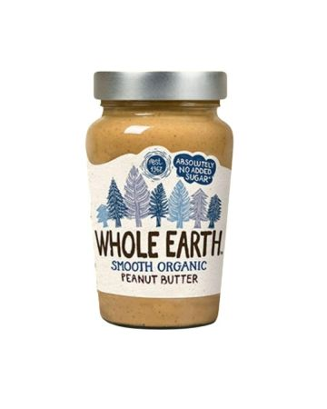 Whole Earth Smooth Organic Peanut Butter