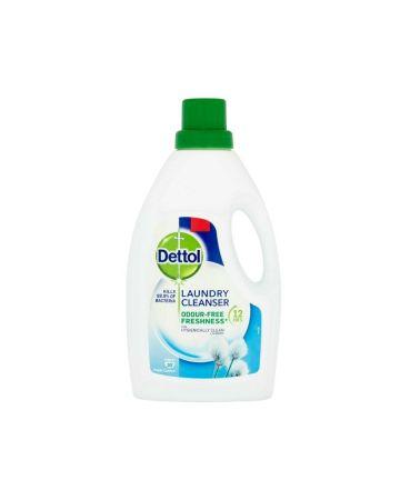 Dettol Fresh Cotton Laundry Cleanser 1ltr (PM £3.00)