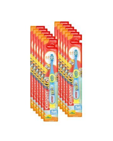 Colgate Toothbrush Smiles Kids 4-6 Years