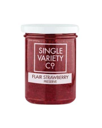 Single Variety Co Strawberry Preserve