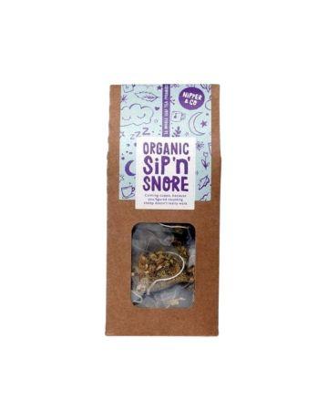 Nipper & Co 'sip 'n' Snore' Sleep Easy Herbal Tea