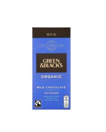 Green & Blacks Organic Milk Chocolate Bar