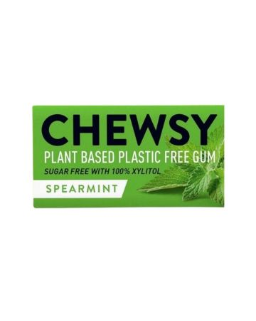 Chewsy Spearmint Chewing Gum
