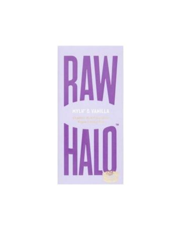 Raw Halo Mylk & Vanilla Organic Raw Chocolate