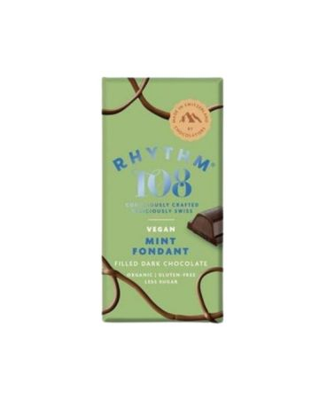 Rhythm 108 Swiss Dark Mint Chocolate