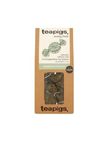 Teapigs Peppermint Leaves Minty Fresh Tea