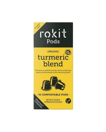 Rokit Pods Organic Turmeric Blend