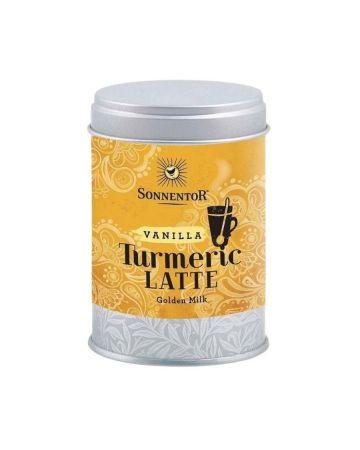 Sonnetor Vanilla Tumeric Latte Tin