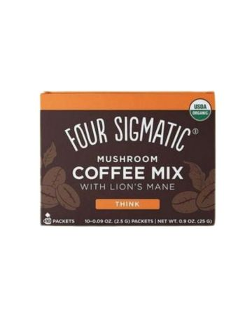 Four Sigmatic Instant Coffee Powder With Lion's Mane And Chaga Extracts
