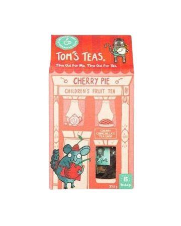 Tom's Teas Cherry Pie Children's Fruit Tea