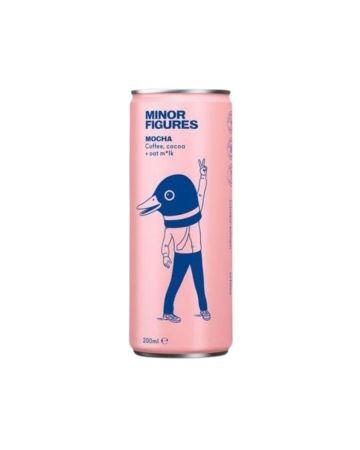 Minor Figures Nitro Cold Brew Mocha