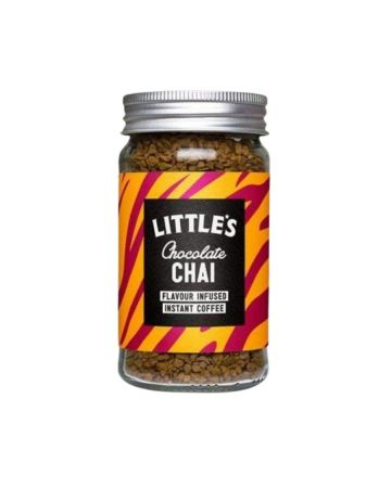 Little's Chocolate Chai Flavour Infused Instant Coffee