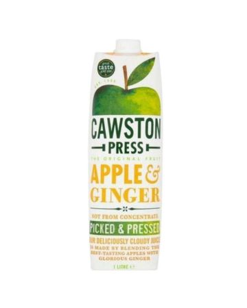 Cawston Press Apple & Ginger Pressed Juice