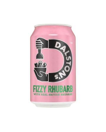 Dalston Fizzy Rhubarb