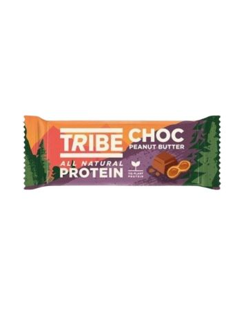 Tribe Choc Peanut Butter Vegan Protein Bar